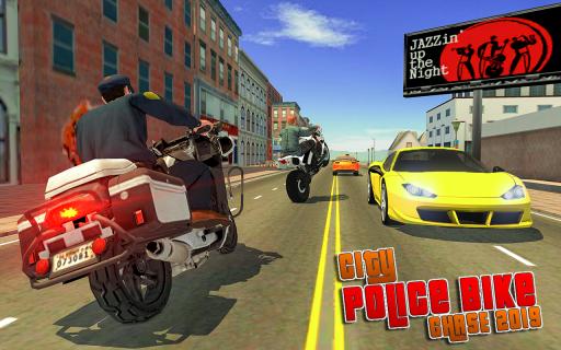 Police chasing bikes 2019 screenshot 12