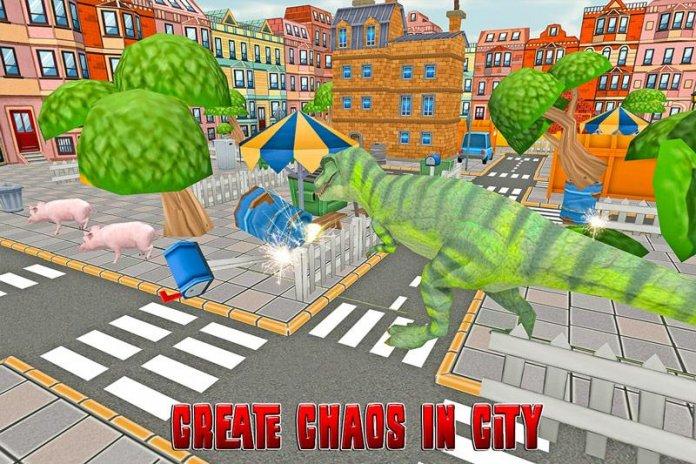 ultimate dinosaur simulator apk baixa
