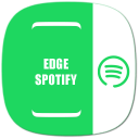 Edge Panel for Spotify Music