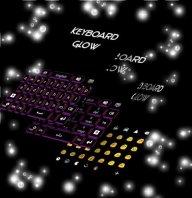 Keyboard Glow Dark Free screenshot 2