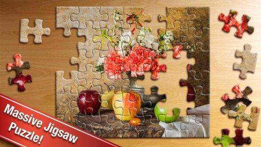 Jigsaw Magic Puzzles screenshot 4