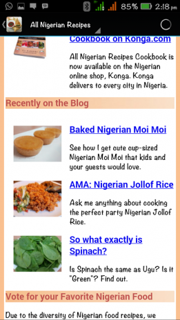 All nigerian food recipes 10 download apk for android aptoide all nigerian food recipes screenshot 3 forumfinder Choice Image