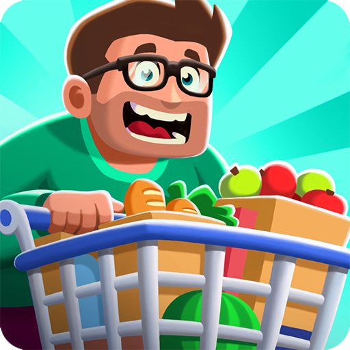 Idle Supermarket Tycoon - Tiny Shop Game