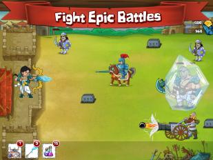 Arjun : Warrior of Mahabharata v 18.0.0 (Mod) 3