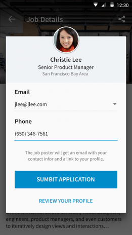 LinkedIn Job Search 1 28 8 Download APK for Android - Aptoide