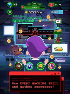Hacking Hero - Cyber Adventure Clicker 1 0 Download APK for