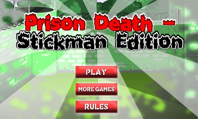 Stickman Prison Death screenshot 1