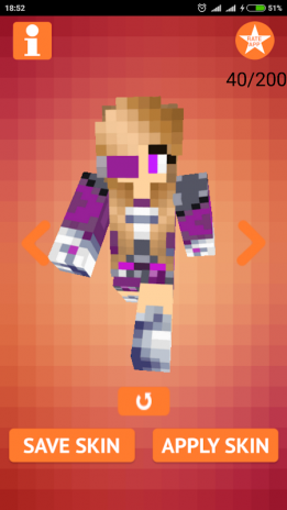 Skins Youtubers For MCPE Download APK For Android Aptoide - Skins para minecraft pe youtubers
