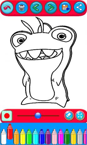 Slugterra-Libro para colorear 1.0.0 Descargar APK para Android - Aptoide