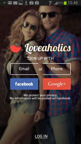loveholics dating site