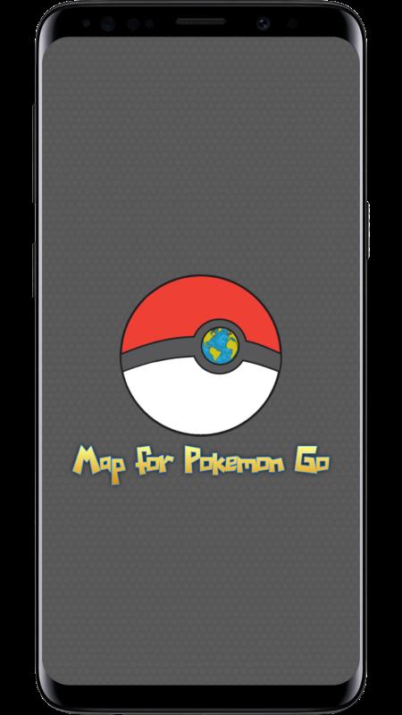 Map for Pokemon Go screenshot 1