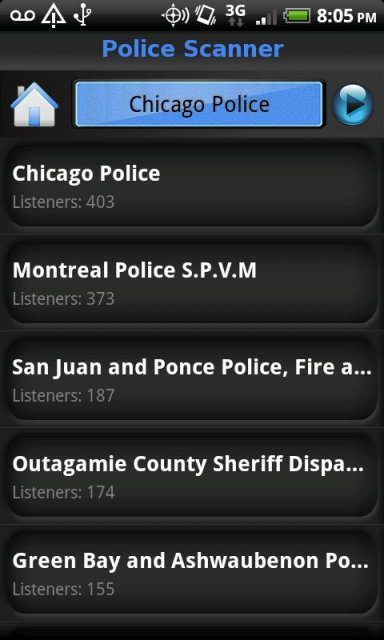 police scanner 5 0 pro apk free download