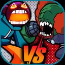 FNF Friday Night Funny Mod Vs Mod:Whitty Vs Tricky