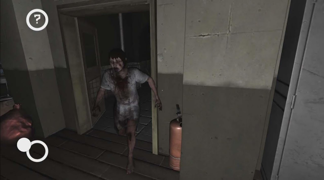 Creepy Evil Granny : Scary Horror Game screenshot 1