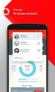 MyVodafone (India) screenshot 4