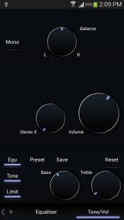 Poweramp screenshot 16