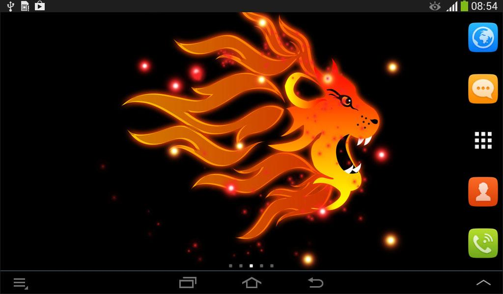 neon flame motorcycle wallpaper - photo #9