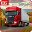 Euro Truck Simulator Free: Cargo Truck Driver Game