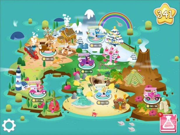 Emily Erdbeer Eiscreme Insel Screenshot 5