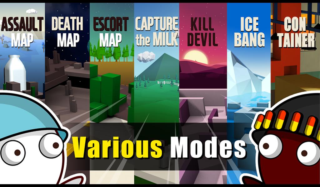 MilkChoco - Online FPS screenshot 21