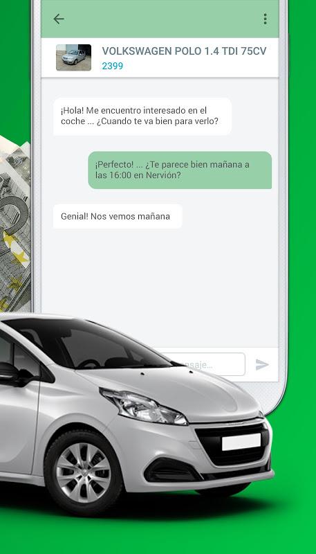 Milanuncios: Segunda mano, empleo, motor y pisos screenshot 1