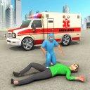 Police Emergency Ambulance Rescue Simulator