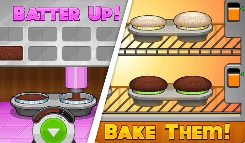 Papa's cupcakeria hd android games in taptap | taptap discover.