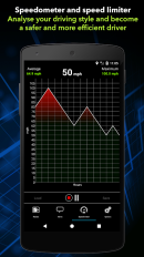 radarbot free speed camera detector speedometer screenshot 4