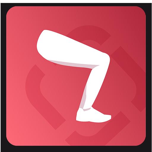 Runtastic Leg Trainer: Treino para Pernas