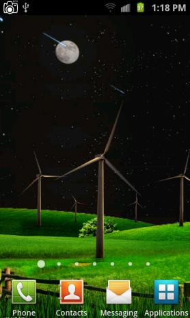 Windmill Live Wallpaper Screenshot 4