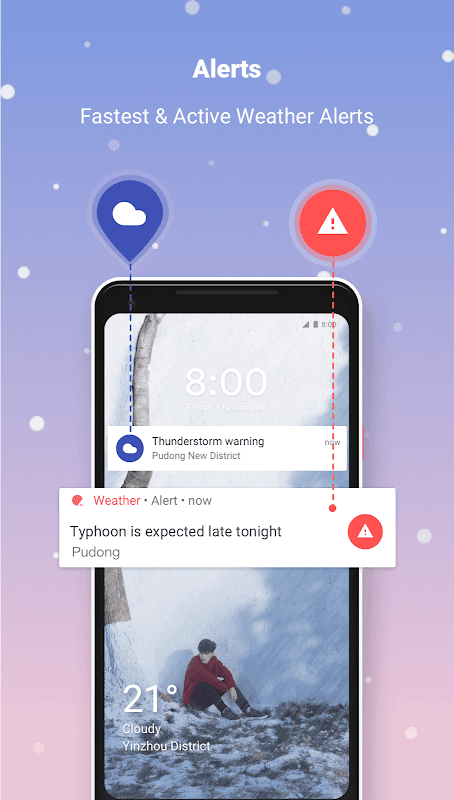 Weather –Simple weather forecast screenshot 2