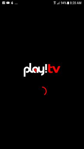 Play!TV screenshot 1