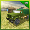Army Truck Hill Climber 3D
