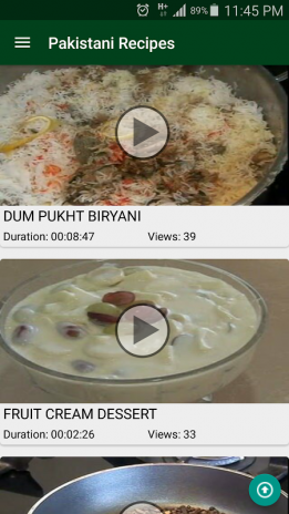 Pakistani Cooking Recipes Urdu Screenshot 7