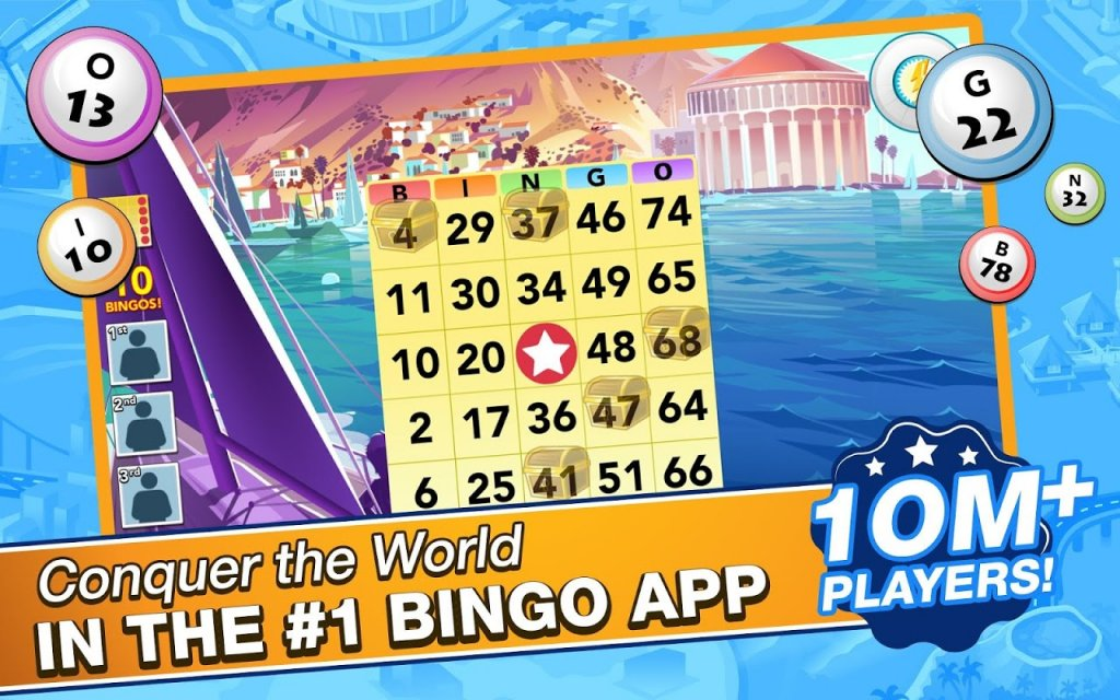 free bingo blitz download