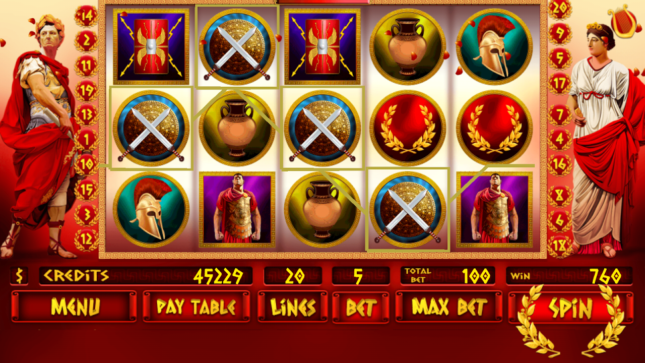 Roman dynasty slot machine slot machine myspace