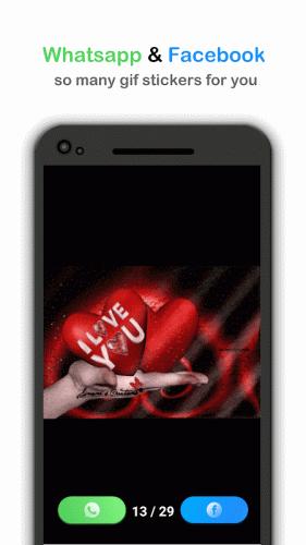 Romantic Gif Stickers For Whatsapp 1 0 5 Android Apk Sini Indir Aptoide