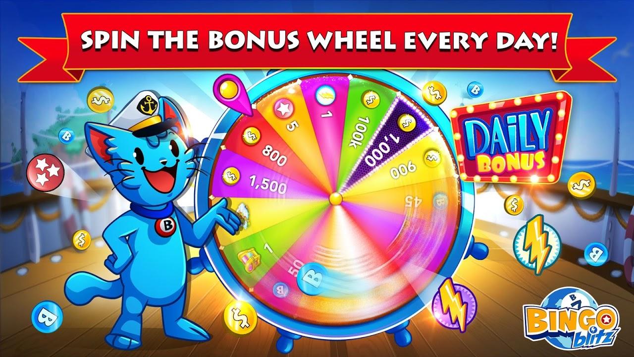 Bingo Blitz: Bingo+Slots Games screenshot 7
