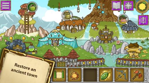 Griblers: offline RPG screenshot 3