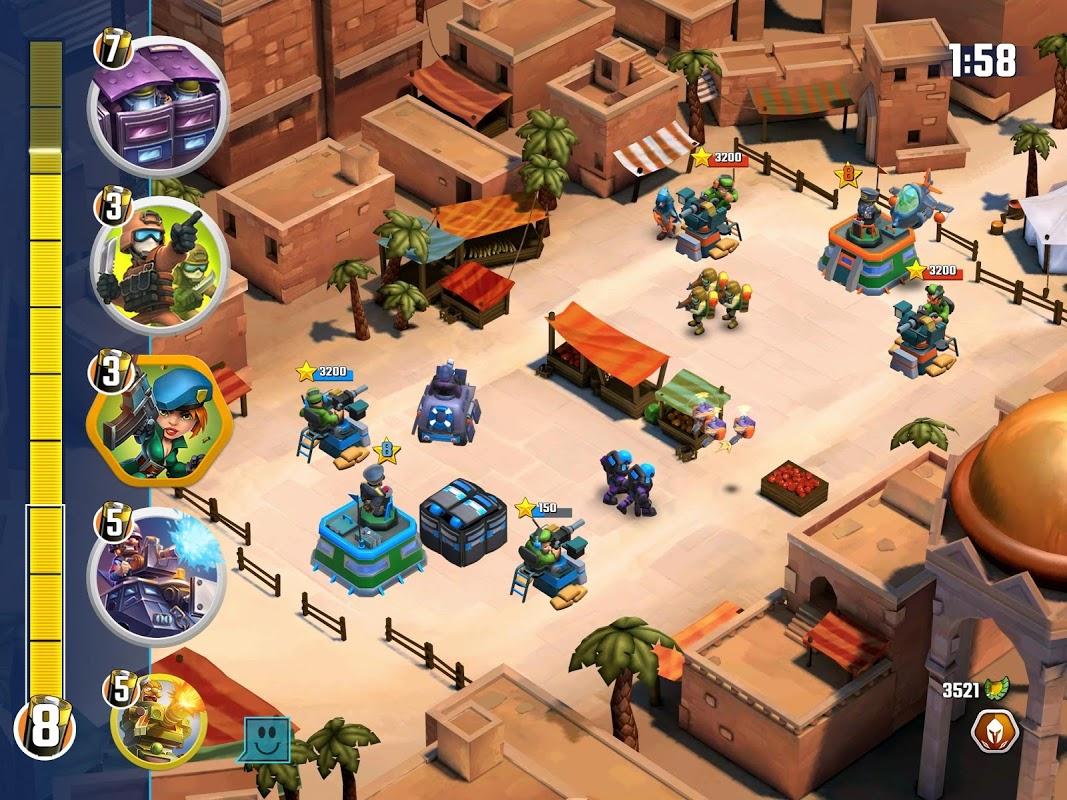 Blitz Brigade: Rival Tactics screenshot 2