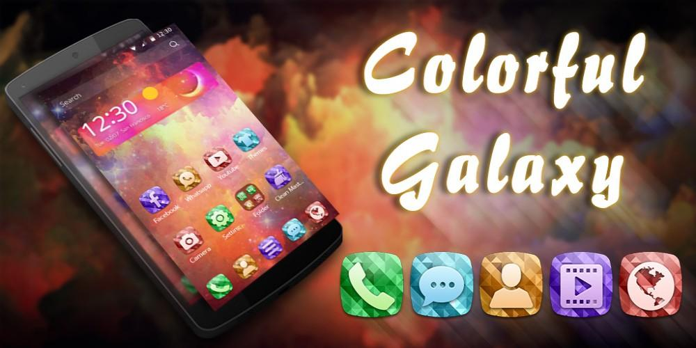 Galaxy Color Theme   Download APK for Android - Aptoide