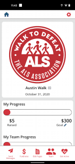 ALS Walk screenshot 6