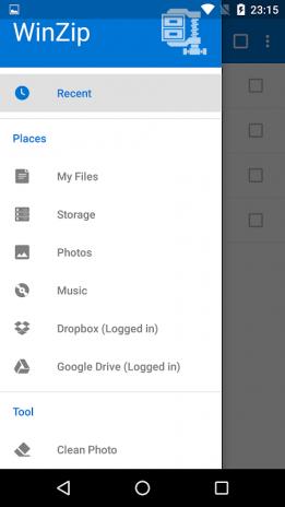WinZip – Zip UnZip Tool 4 2 3 Download APK for Android - Aptoide