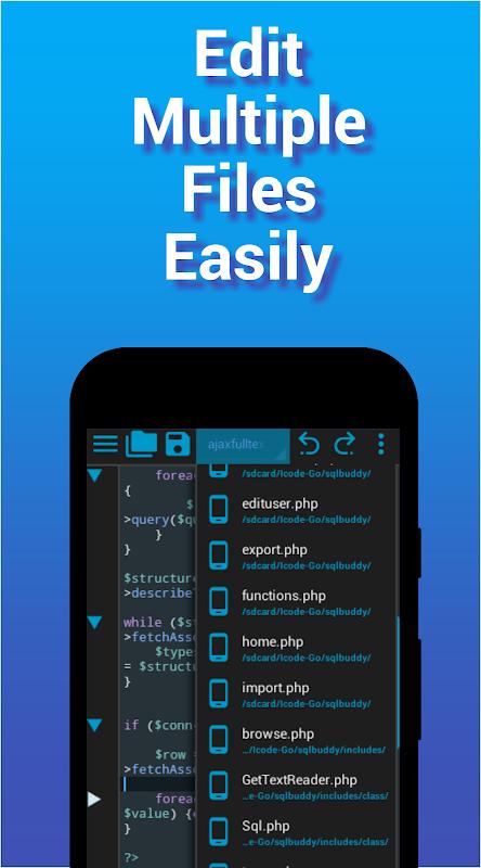 I<code> Go - Code Editor / IDE / Online Compiler screenshot 2