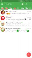 Graph Messenger Screen