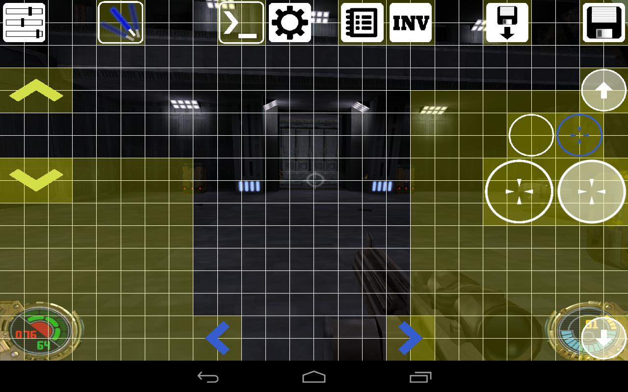 Jedi Knight II Touch screenshot 2