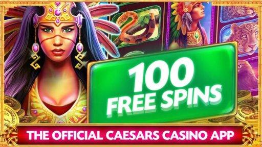 Slots Caesars Free Casino Game screenshot 1
