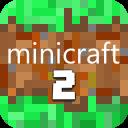 Mini Craft: Crafting & Building 2