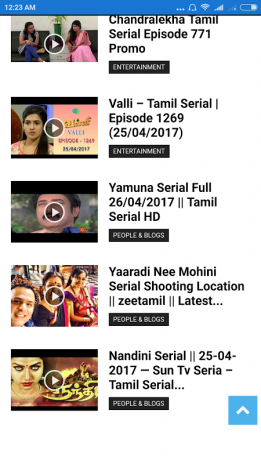 tamil tv shows download site