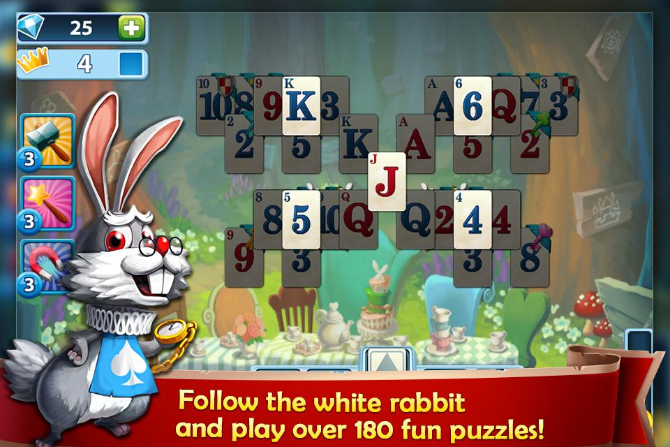 alice in wonderland games free download for mobile